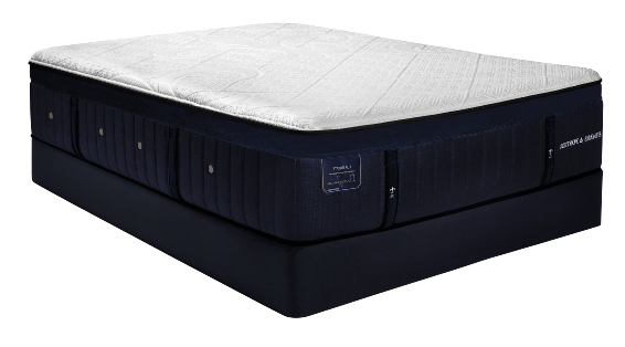 Stearns & Foster Pollock Lux Estate Hybrid Cushion Firm King Mattress
