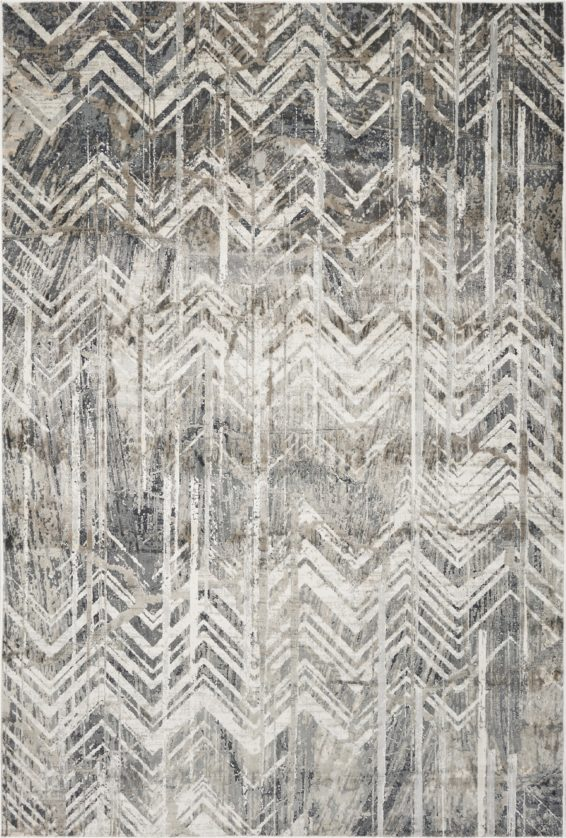 Montreal Grey Area Rug