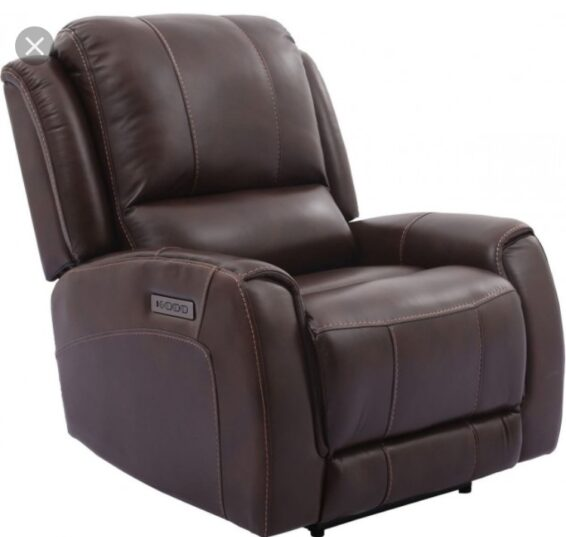 Rob Power Headrest Recliner