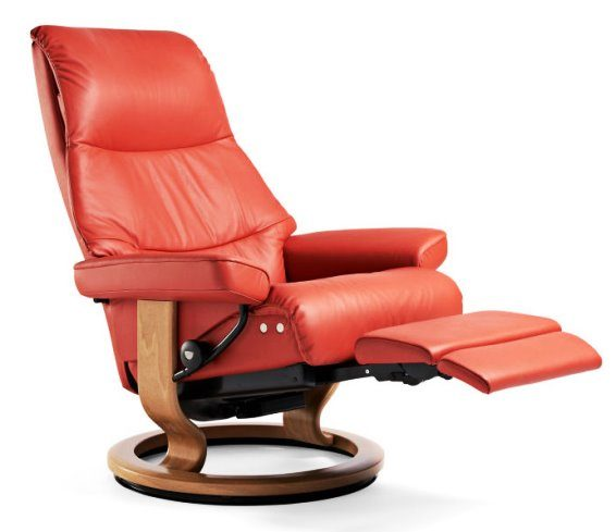Stressless View Medium Power LegComfort Base