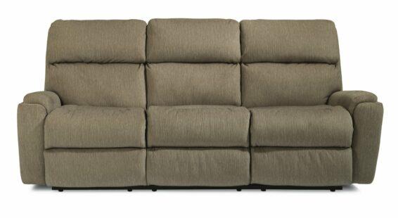 Flexsteel Rio Power Headrest Sofa