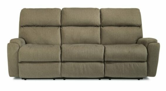 Flexsteel Rio Power Headrest Sofa