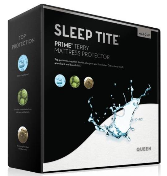 Malouf Sleep Tite Twin Mattress Protector