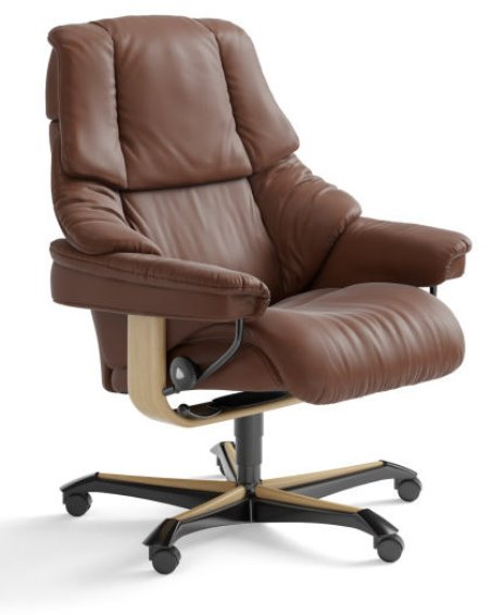 Stressless Reno Medium Office Base