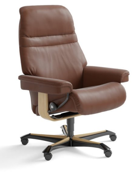 Stressless Sunrise Medium Office Base