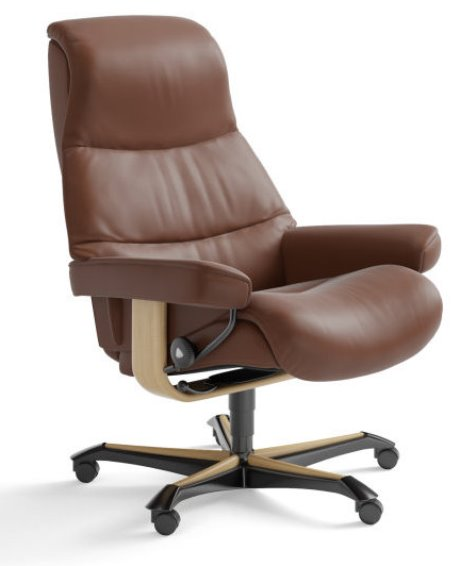 Stressless View Medium Office Base
