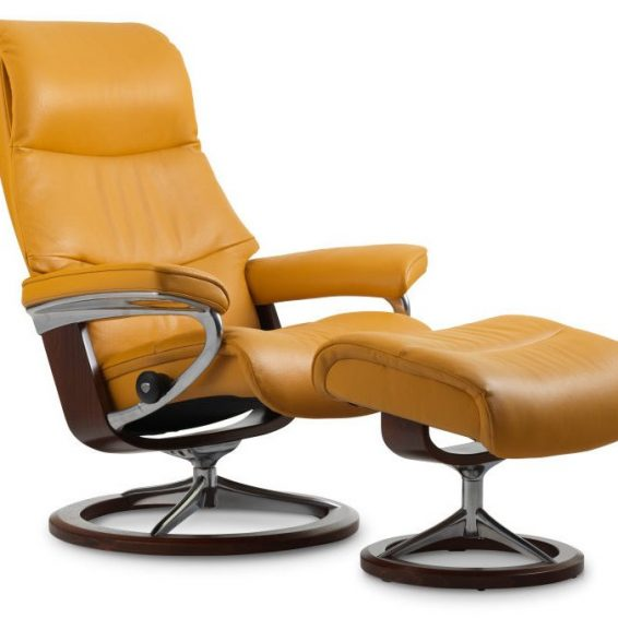 Stressless View Large Signature Base