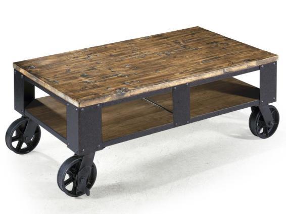 pinebrook coffee table