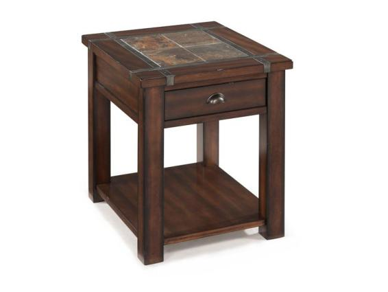 roanoke end table