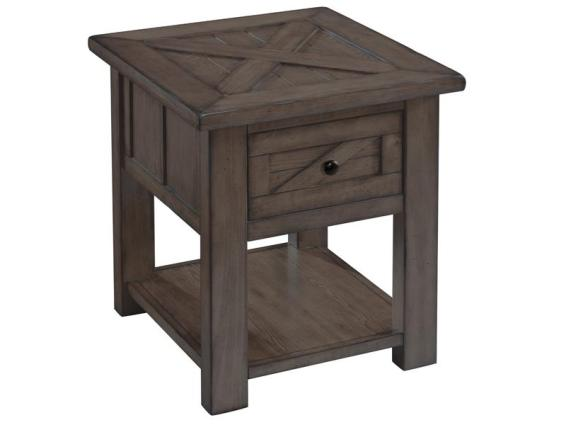 fraser end table