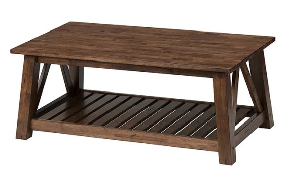 carmel coffee table
