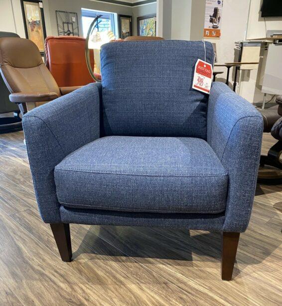 Clearance Blue Chair