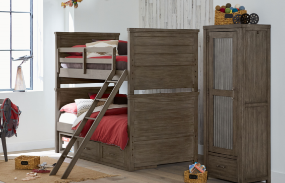 Bunkhouse Bunk Bed