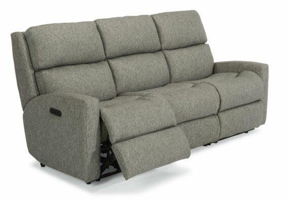 Flexsteel Catalina Power Headrest Sofa