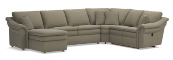 Lazboy Devon Reclining Sectional