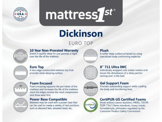 dickinson eurotop