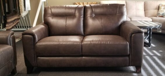 Clearance Fabric Loveseat