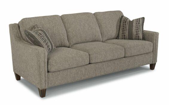 flexsteel finley sofa