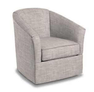 Craftmaster Fleek Swivel Chair
