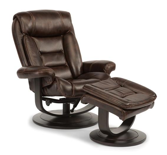 Flexsteel Hunter Recliner Johnson Furniture Mattress