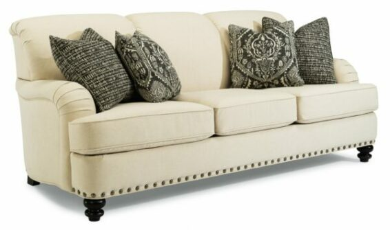 flexsteel fresco sofa