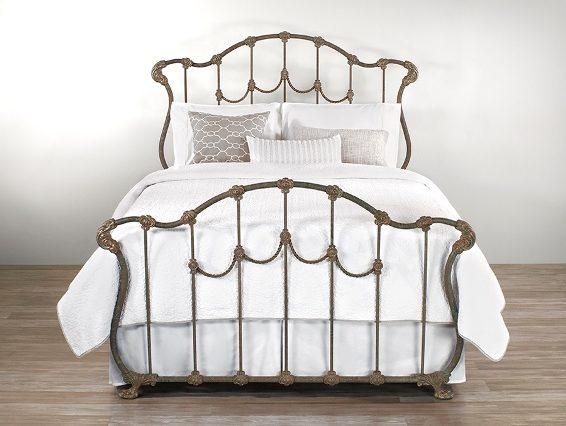 Wesley Allen Iron Bed Hamilton
