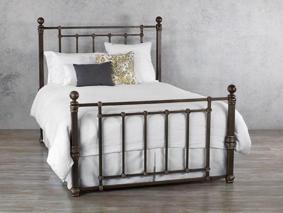 Wesley Allen Iron Bed Hancock
