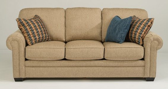 flexsteel harrison sofa