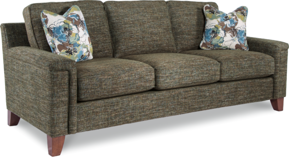 lazboy hazel sofa turned