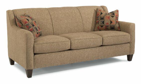 flexsteel holly sofa