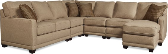 Lazboy Kennedy Sectional