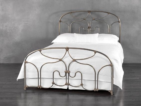 Wesley Allen Iron Bed Lafayette