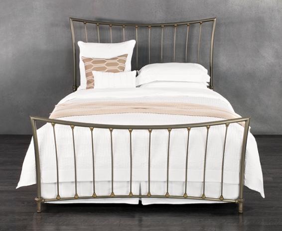 Wesley Allen Iron Bed Laguna
