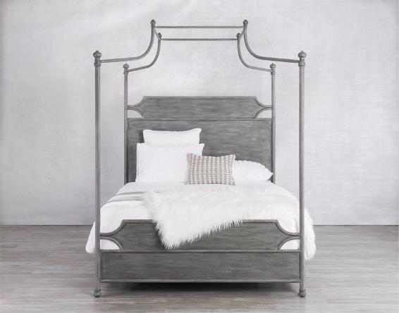 Wesley Allen Iron Bed Lansing