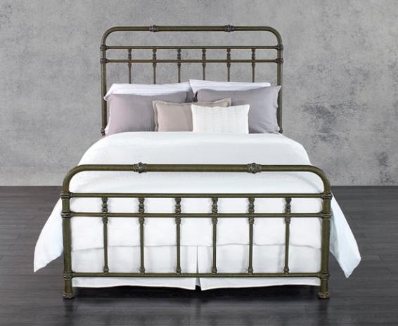 Wesley Allen Iron Bed Laredo
