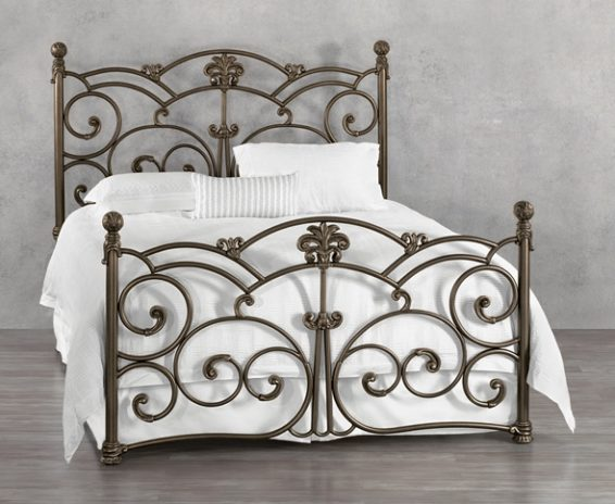 Wesley Allen Iron Bed Lucerne