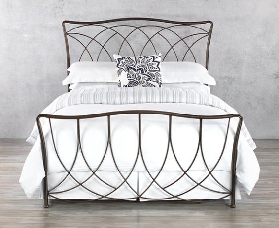 Wesley Allen Iron Bed Marin