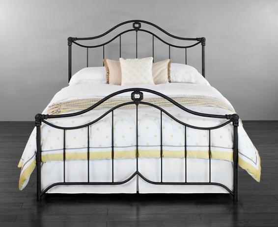 Wesley Allen Iron Bed Montgomery