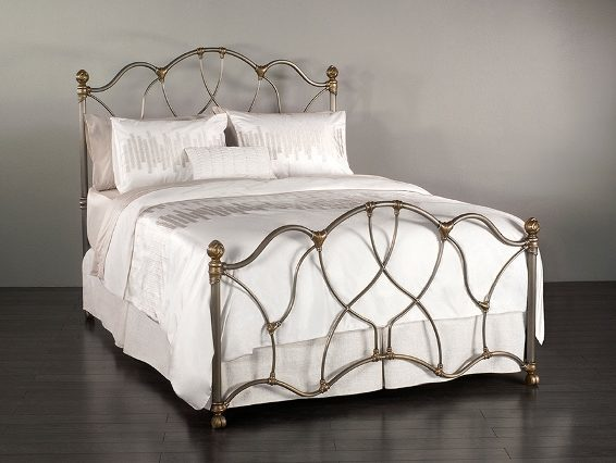 Wesley Allen Iron Bed Morsley