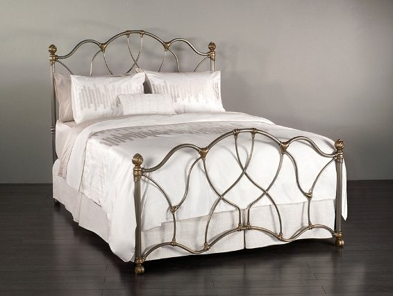 Wesley Allen Iron Bed Morsley Johnson Furniture Mattress