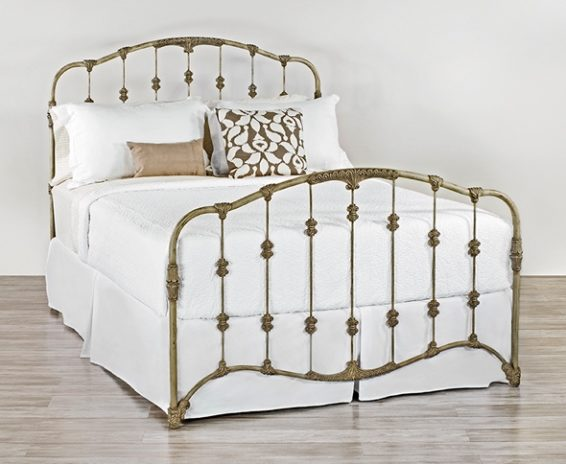 Wesley Allen Iron Bed Nantucket