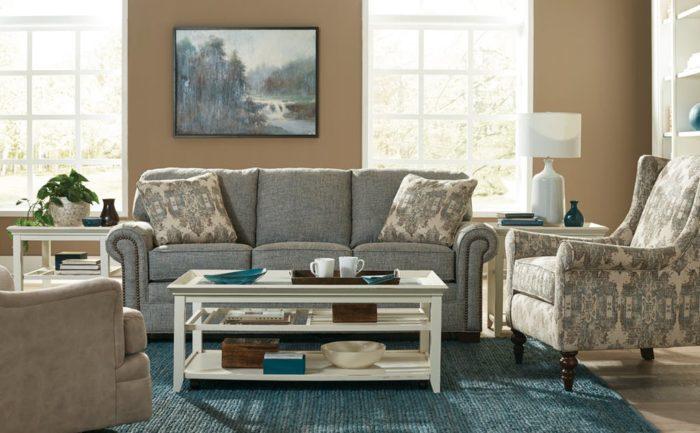 Superb Craftmaster Paige Sofa Johnson Furniture Mattress Alphanode Cool Chair Designs And Ideas Alphanodeonline