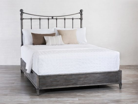 Wesley Allen Iron Bed Quati Surround