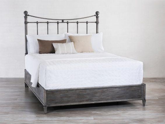 Wesley Allen Iron Bed Quati Surround