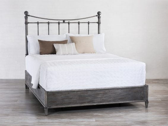 Wesley Allen Iron Bed Quati Surround Johnson Furniture