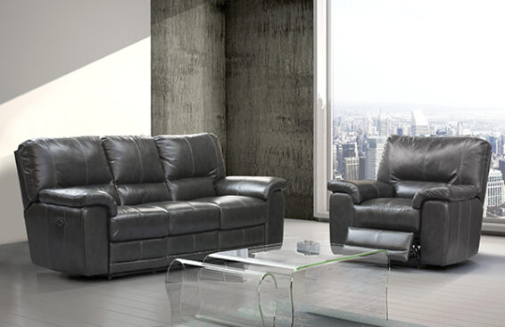 Rain Power Reclining Sofa
