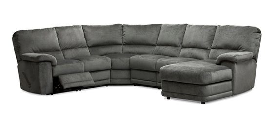 Rain Power Reclining Sectional