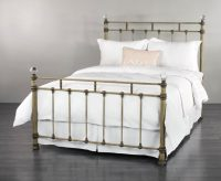 Wesley Allen Iron Bed Remington
