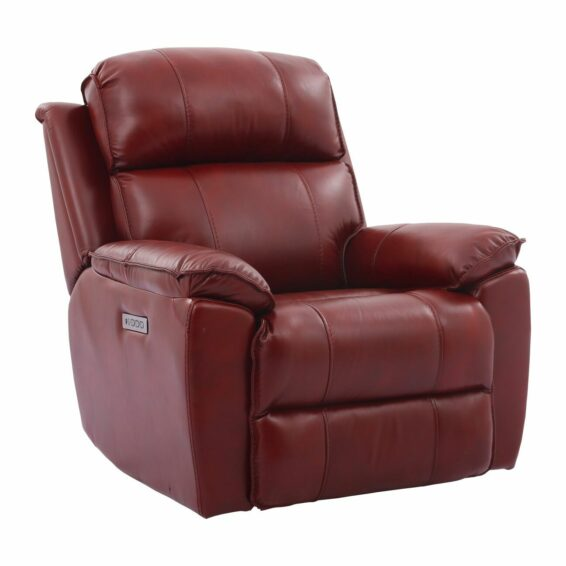Rouge Power Headrest Recliner