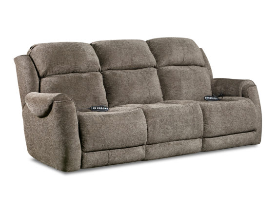 Safe Bet Power Headrest Sofa